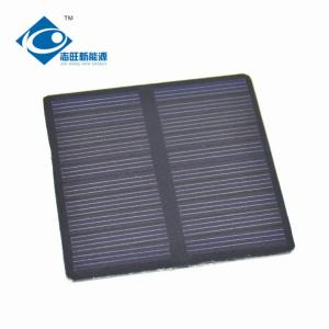 China 5V 10 Battery transparent flexible solar panel ZW-6565 thin film high efficiency solar 0.58W on sale