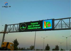 Quality Outdoor SMD LED Display P6 full color advertising IP65 led display board for sale
