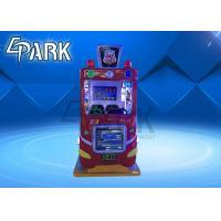 China English Version Fire Truck Kiddy Ride Machine Children Swing Car on sale