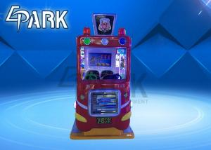 China English Version Fire Truck Kiddy Ride Machine Children Swing Car coin pull game machine for sale on sale