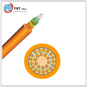 China Multi fiber Break-Out cable II GJBFJV indoor optic fiber on sale