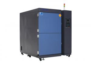 China Climatic chamber thermal testing machine thermal shock test equipment for Automation Components on sale
