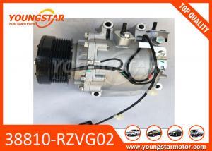 China Ac Compressor For HONDA CRV 38810-RZVG02 38810RZVG01 0361921 1102577 97555 on sale