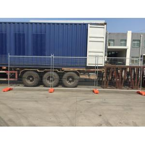 Quality Temporary Security Wire Mesh Fence for Sale made in china for sale