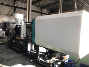 China Energy Efficiency Plastic Injection Molding Machine 585mm Ejector Stroke on sale