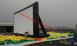 China used inflatable movie screen Outdoor Inflatable Movie Screen / Projection Screen on sale