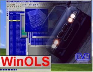 China Software WinOLS on sale