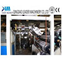 2100mm width uv resistance PC polycarbonate solid sheet extrusion line