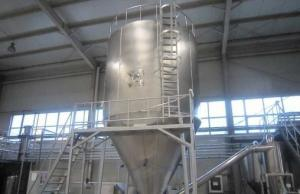 China High Speed Centrifugal Spray Dryer Reasonable Air Distribution For Instant Coffee on sale