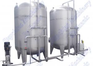 China Automatical Industrial Water Treatment Equipment With Mechanical Filter 5000L/H on sale