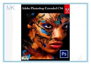 China Brand New Adobe Photoshop Cs6 For Windows Retail 1 User Full Version Windows on sale