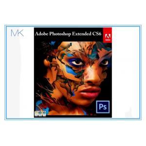 China Brand New Adobe Photoshop Cs6 For Windows Retail 1 User Full Version Windows on sale