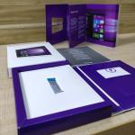 3 Months Warranty Microsoft Windows 10 Pro Product Key Code License Retail Box