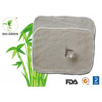 Reusable Bamboo Organic Baby Wipes , Washable Bamboo Reusable Cloth Wipes