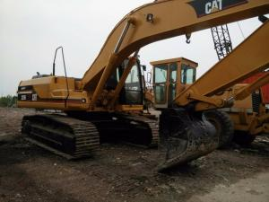 China Used 325B caterpillar excavator,320b,320D,320C,330B,330C,330D avaliable on sale