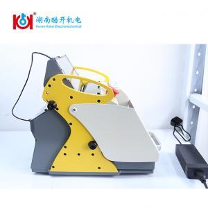 China Locksmith Multi-Language Key Copying Machine , 120W Car Key Copy Machine on sale