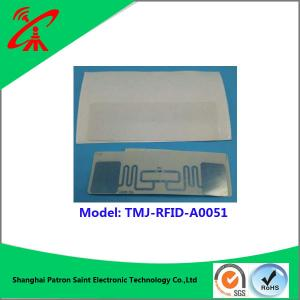 China Waterproof Paper Uhf Printable Rfid Labels / Rfid Sticker Tags on sale