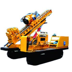 China MGY-100BL Hydraulic anchor drilling rig crawler drilling rig on sale