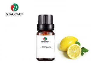 China Anti Anemic Pure Natural Lemon Oil , 100 Percent Essential OilsPrivate Label on sale