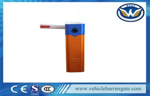 China AC220V Automatic Barrier Gate for Car Parking system / Residential Boom Barrier on sale