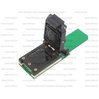 EMMC SD TEST SOCKET testing solution SD card test. China test socket supplier