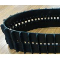 High-Quality Small Robot Rubber Track (135*18.5*42)