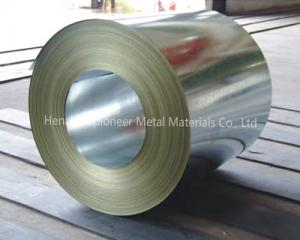 China cheap 1.5mm thick hot dipped galvanized steel coil S280GD+Z on sale