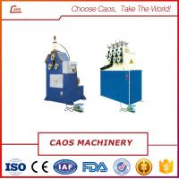 China Hydraulic 4m/Min 280mm Pipe Roll Bending Machine on sale