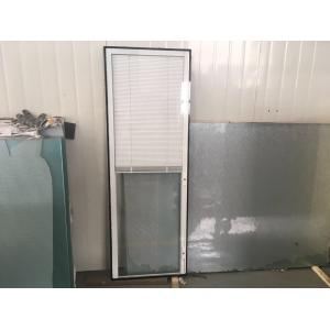 China Aluminium Internal Blinds Glass 25-30 Mm Thickness Dust Proof Energy Saving on sale