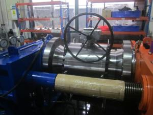 China Valve Pressure Vessel Raw Material Inspection Clear English Inspection Report on sale