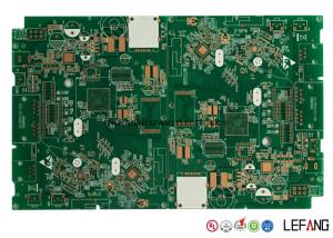 China Medical Instruments Circuit Board PCB Double Sided 1.6 Mm Board thickness on sale