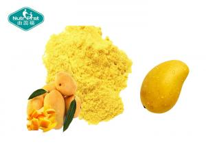 China Mango Dehydrated Fruit And Vegetable Powder Fresh Yellow Soft Drink For Skin Or Hair on sale