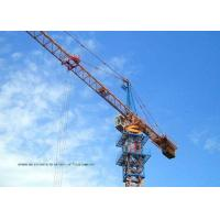 High Interchangeability 6 Ton 50m Q345B Construction Tower Crane QTZ63