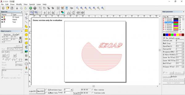 Ezcad2 Laser Engraving Machine Software For Cutting Paper