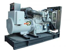 China 150 Kva Perkins Diesel Generator Genset Commercial 400 Rated Voltage 50/60Hz on sale
