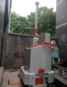 China Low temperature incinerator on sale