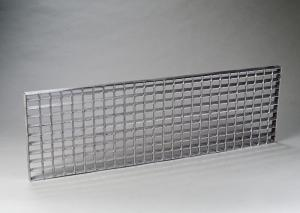 China Common Size Stainless Steel Grate Sheet?, Structural Composite SS Floor Grating on sale