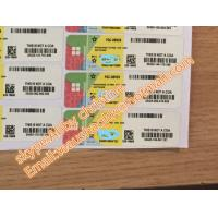 China OEM Software Windows 10 Key Code , Windows License COA Sticker Win 10 Home / Pro on sale