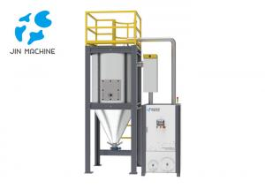 China Durable Desiccant Dehumidifier / Plastic Drying Equipment With Insulation Hooper on sale