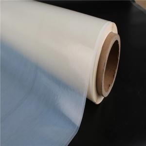 China No Sew Nylon Laminating Fabric Hot Melt Glue 1500mm Tpu Polyurethane Film on sale