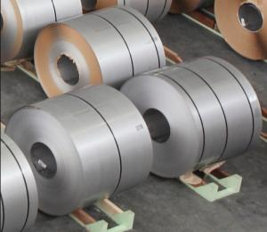 China JIS ASTM Hot Rolled Stainless Steel Sheet In Coil BA NO.4 ISO , Width 50mm - 2000mm on sale