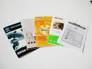 China Promotion product catalogue design on sale