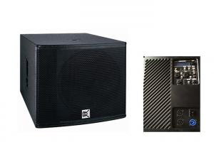 China 18 Inch Subwoofer active PA Speaker on sale