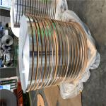 3003 Uncladded 0.08mm Aluminum Foil Roll For Automotive Heat Exchangers