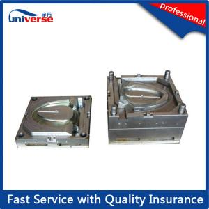 China High Precision Long Life Hot Runner Injection Mould With GS-2344 steel on sale