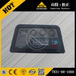 sell bulldozer D155A-5 monitor display panel 7831-68-1000 Email:bj-012@stszcm.com