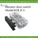 Lift parts Elevator elevator door limit switch KCB-R-5 Elevator door lock  Escalator bistable magnetic switch KCB R 5