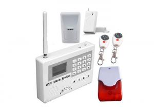China Home GSM Intrusion Alarm System Watchdog Armed with monitored on sale