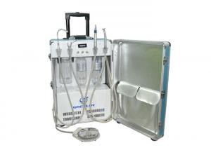 China GU-P204 Portable Dental Unit , Mobile Dental Unit With Air Compressor on sale