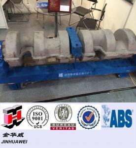 Forged Steel Crankshaft for fracturing pump for sale
